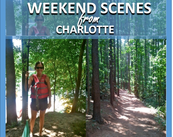 WEEKEND THINGS: FROM CHARLOTTE