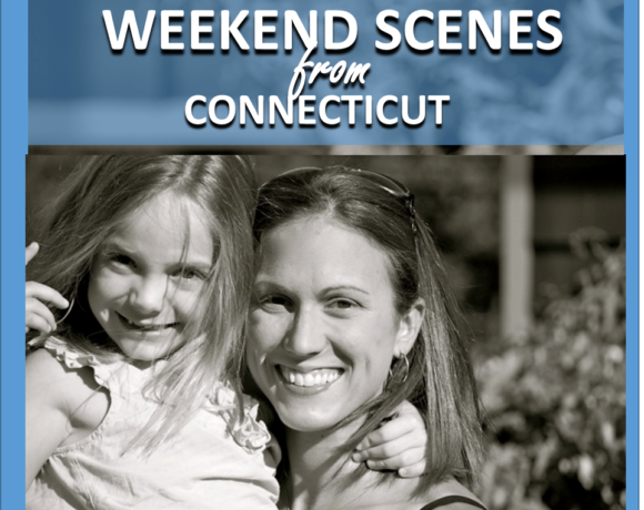 WEEKEND SCENES: FROM CONNECTICUT