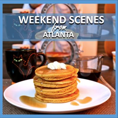 weekend scenes: from atlanta