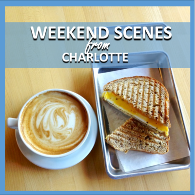 weekend scenes: from charlotte