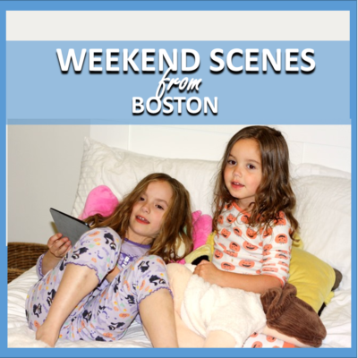 weekend scenes: from boston