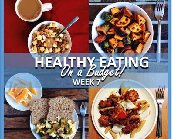 HEALTHY EATING ON A BUDGET – WEEK 7