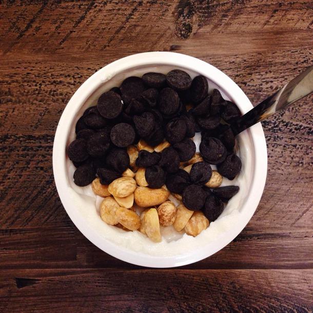 dessert // cait's plate