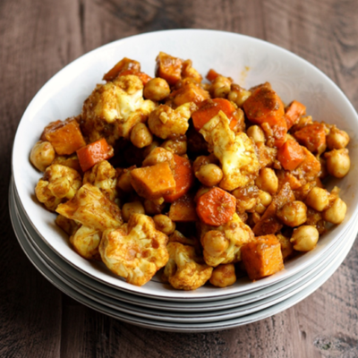 COMFORTING ONE POT FALL VEGETABLE CURRY