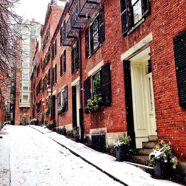 weekend scenes: from boston // cait's plate