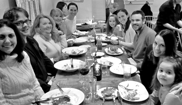 birthday weekend wrap-up // cait's plate