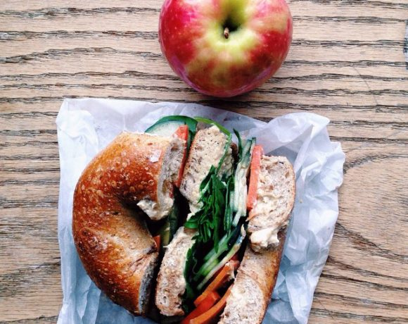 A WEEK OF EASY, BALANCED MEAL & SNACK IDEAS: WEDNESDAY