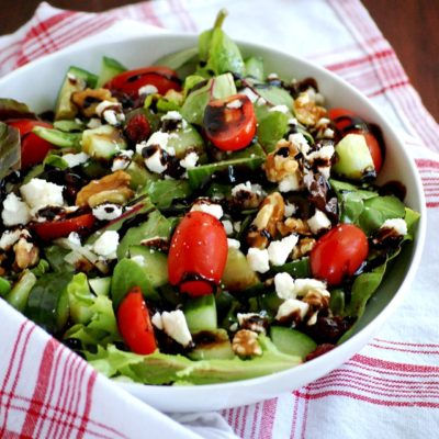 FAVORITE EASY SUMMER SALAD