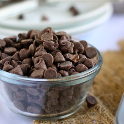 10 DELICIOUS USES FOR CHOCOLATE CHIPS