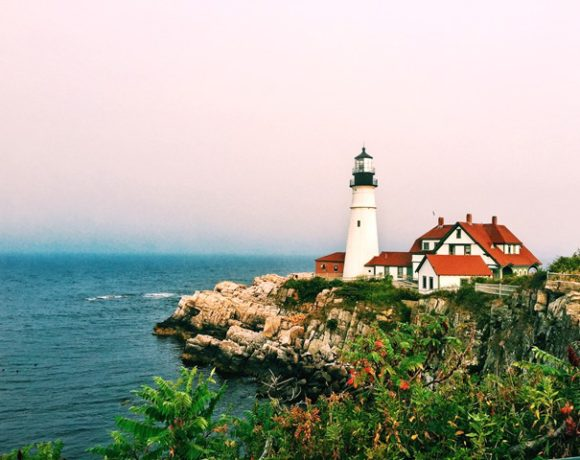 WEEKEND SCENES: FROM MAINE