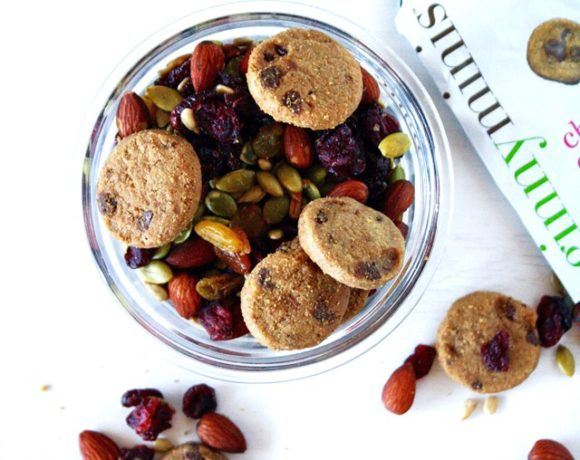 EASY SNACKING WITH GINNYMINIS