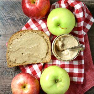 cashew, almond, hazelnut butter // cait's plate