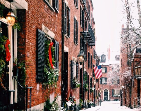 city guides: boston