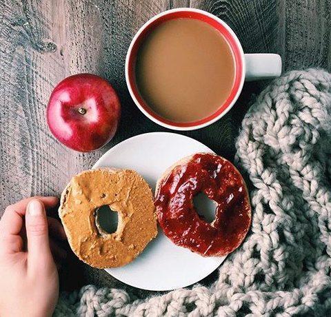 7 delicious apple & peanut butter breakfast combos