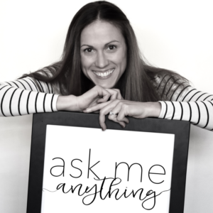Ask Me Anything - Week 1 // Cait's Plate
