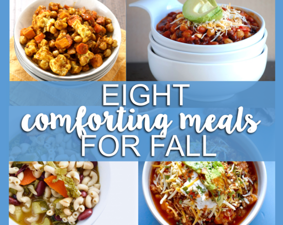 8 comforting meals for fall