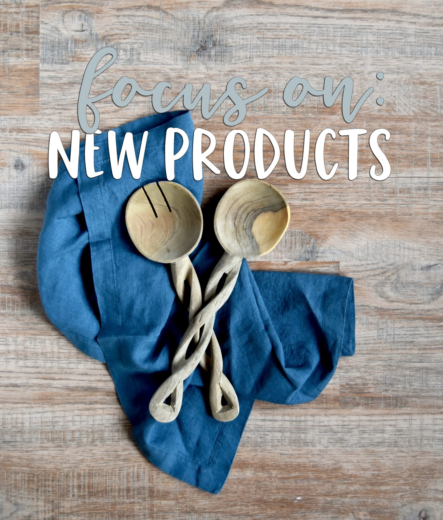focus on: new products - a monthly wrap-up of new products on the market // cait's plate