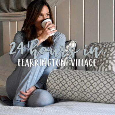 travel: 24 hours in fearrington