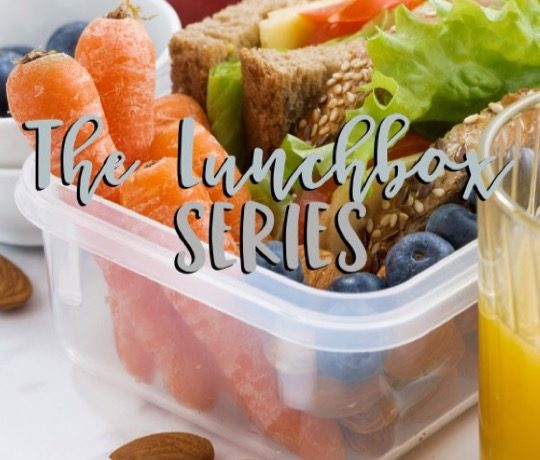 the lunchbox series: number two