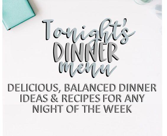 tonight's dinner menu: parmesan & panko breaded chicken breasts