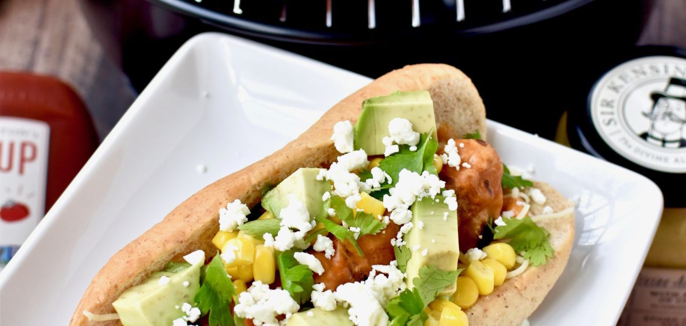 3 fresh & delicious ways with veggie dogs