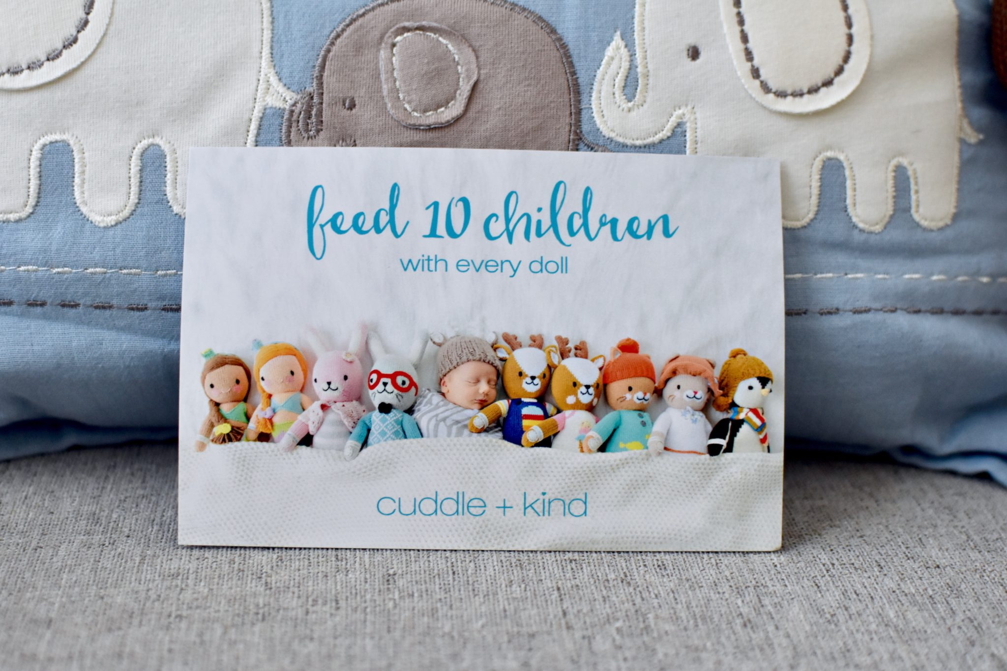cuddle + kind nursery addition // cait's plate