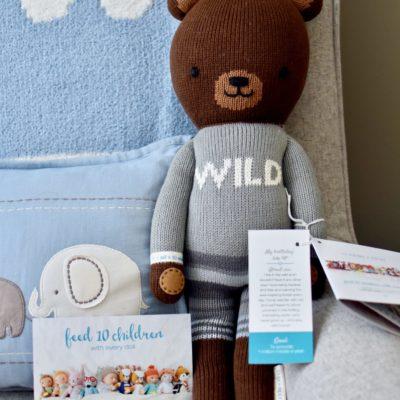 cuddle + kind nursery addition