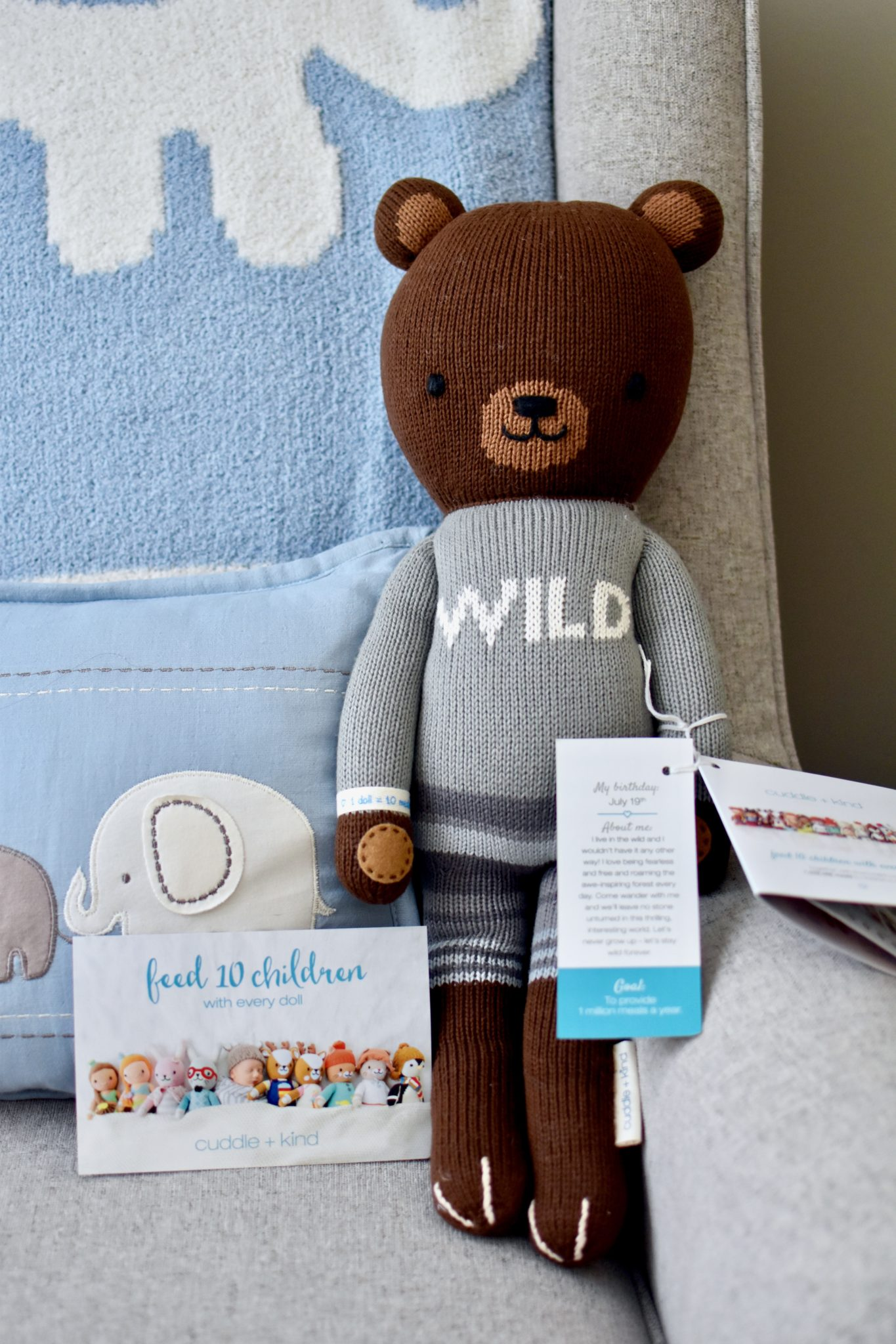 cuddle + kind nursery addition