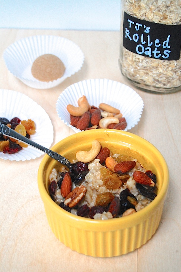 Starbucks Perfect Oatmeal at Home // cait's plate
