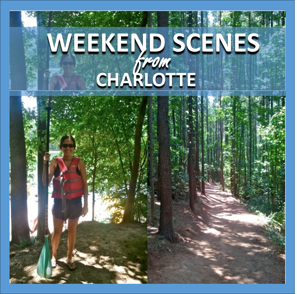 weekend scenes: from charlotte // cait's plate
