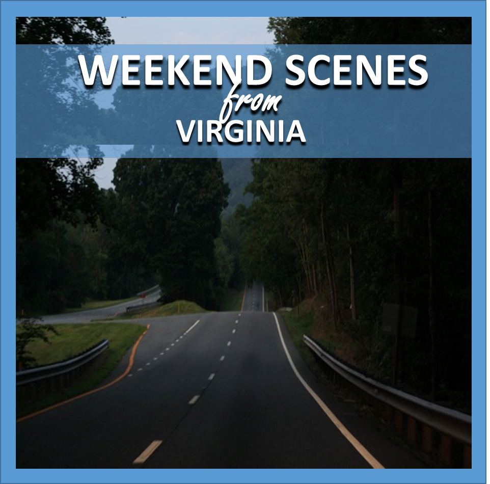 weekend scenes: from virginia // cait's plate