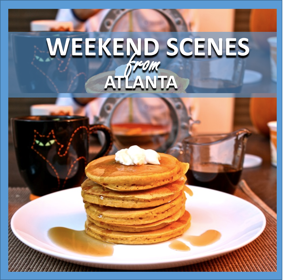 weekend scenes: from atlanta // cait's plate