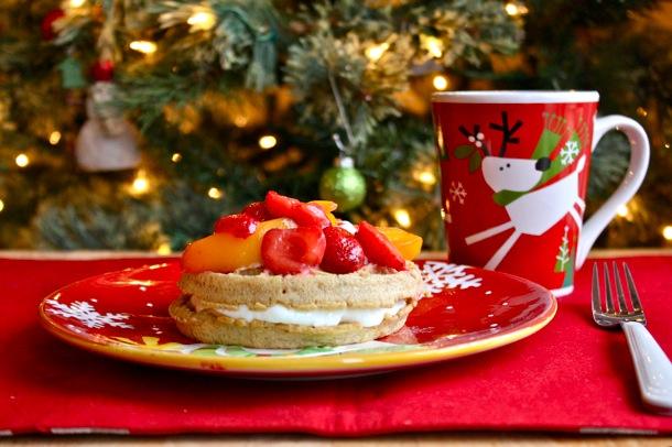 breakfast // cait's plate