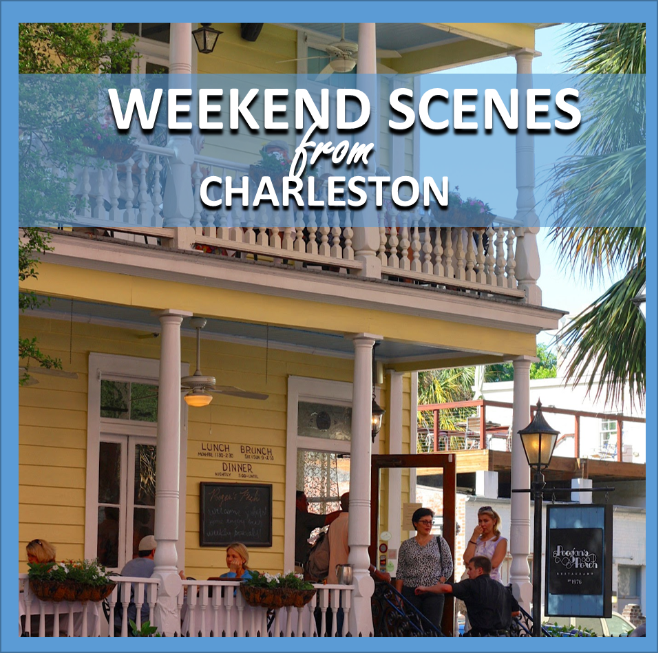 weekend scenes: from charleston // cait's plate