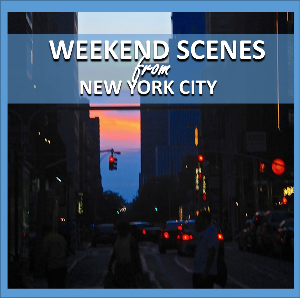 weekend scenes: from new york city // cait's plate