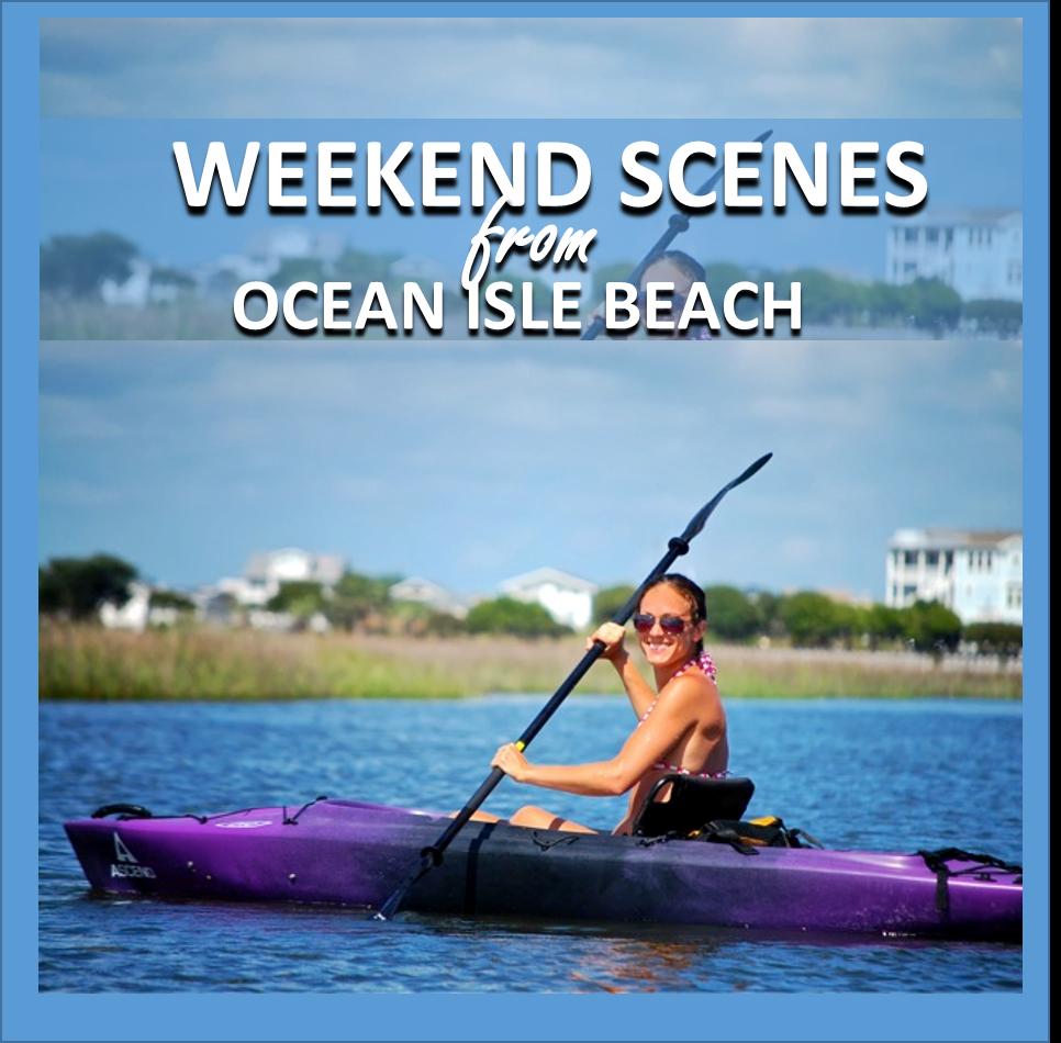 weekend scenes: from ocean isle beach // cait's plate