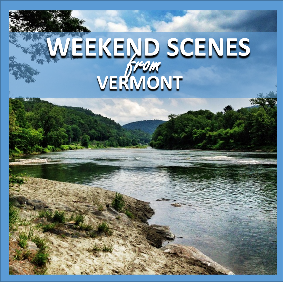 weekend scenes: from vermont // cait's plate