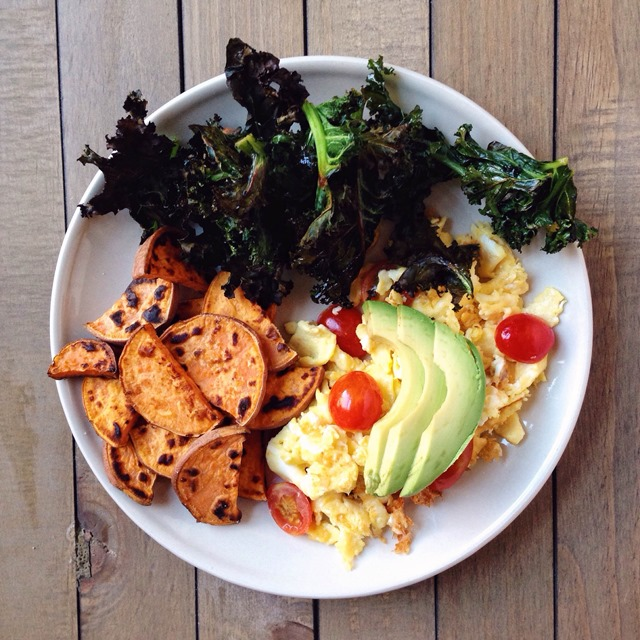 weekly eats - inspiration for balanced weekly meal ideas // cait's plate