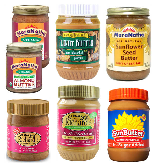 how to...choose a nut butter // cait's plate