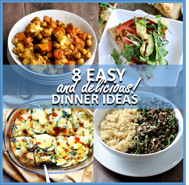 8 easy and delicious dinner ideas caits plate 8 easy and delicious dinner ideas that will please the whole family caits forumfinder Images