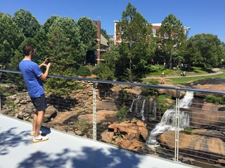 travel scenes: greenville, south carolina // cait's plate