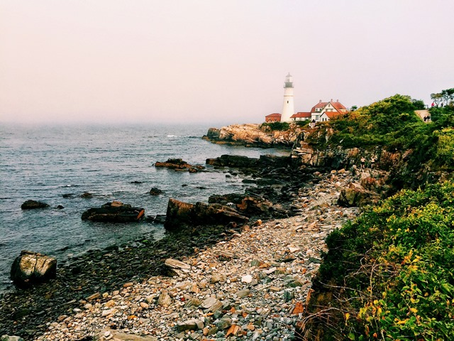 weekend scenes: from maine // cait's plate