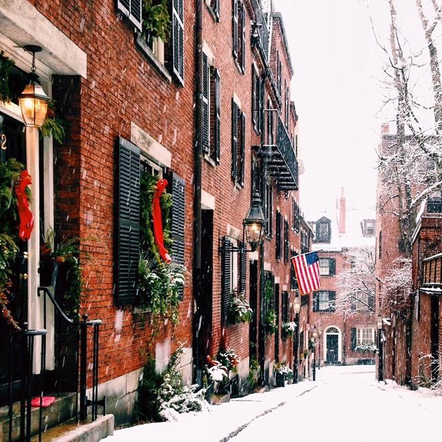 city guides: boston - taking you on a virtual tour of all my favorite stops in boston! // cait's plate