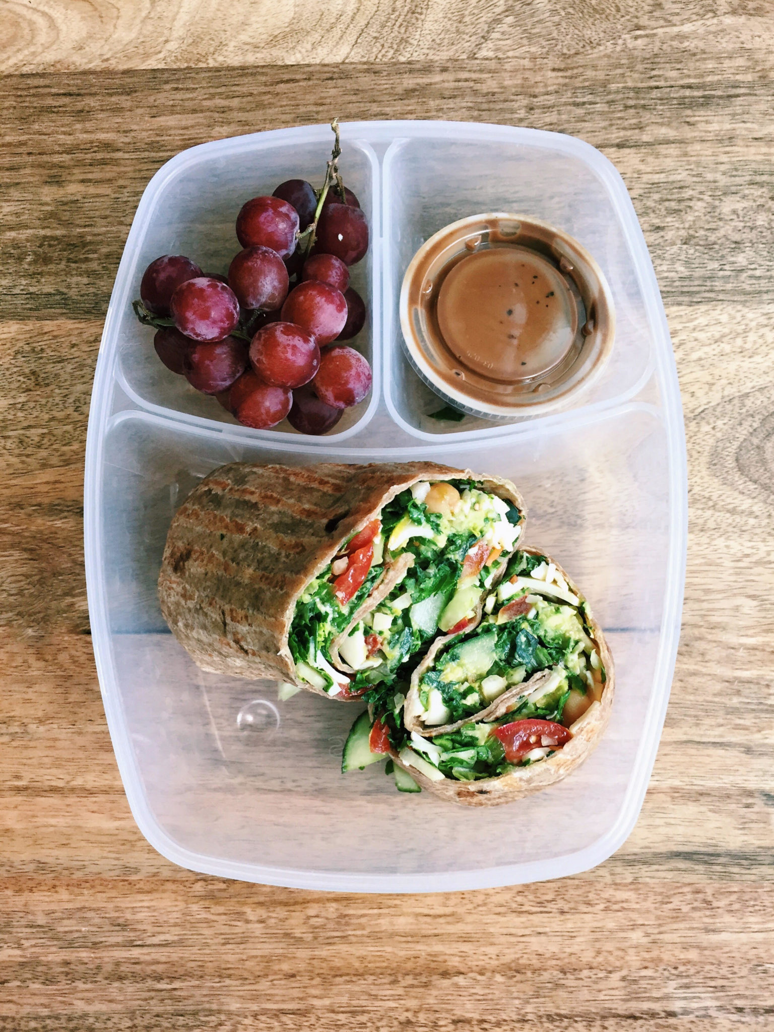 the lunchbox series - dietitian-approved packed lunches that will make you look forward to your lunch break! // cait's plate