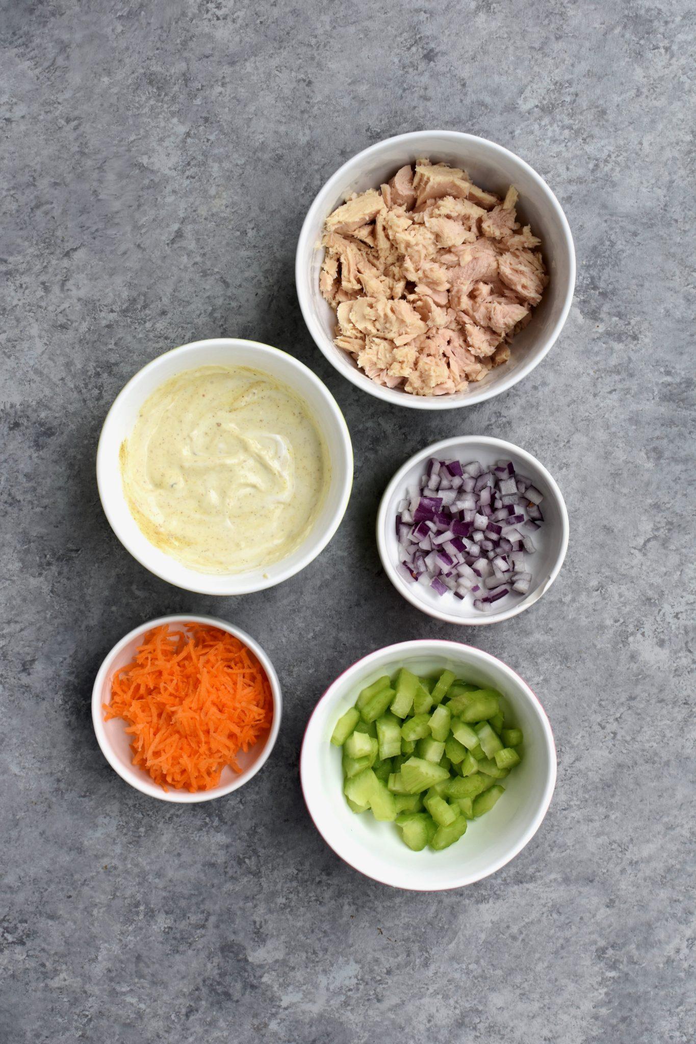 favorite tuna salad sandwich // cait's plate