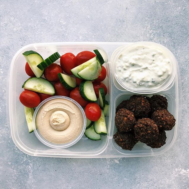 packable lunch ideas // cait's plate