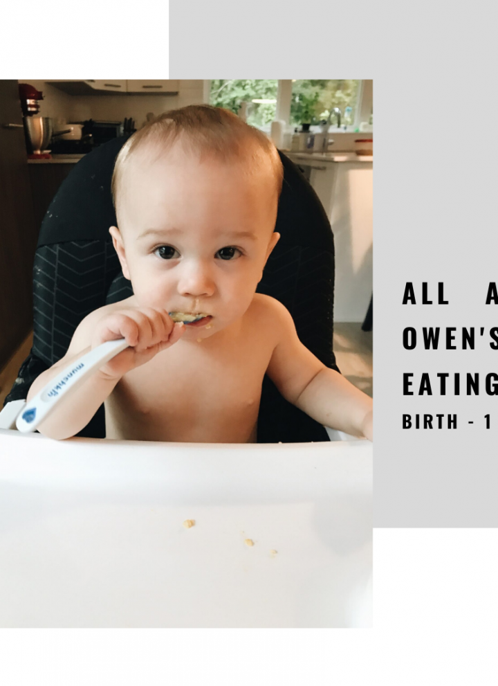all about owen's eating // cait's plate
