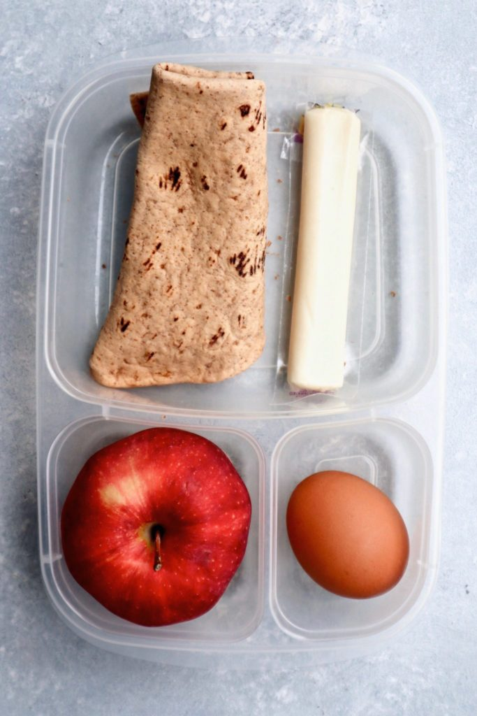 5 packable breakfast ideas to get you through this week // cait's plate