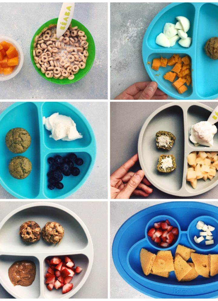 22 toddler breakfast ideas // cait's plate