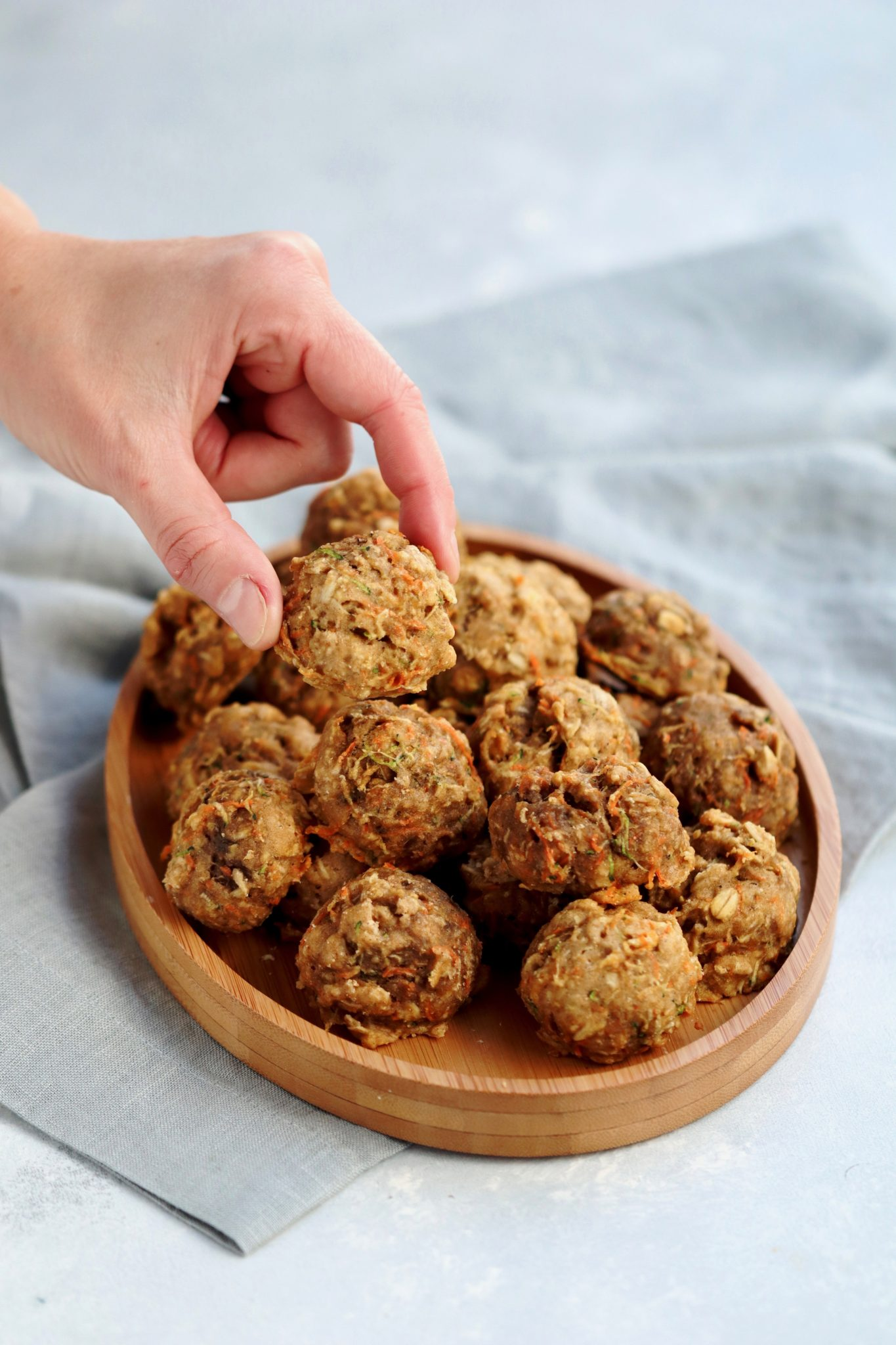 owen's breakfast cookies // cait's plate